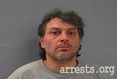 Michael Gariss Arrest Photo