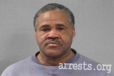 Leroy Stewart Arrest Photo