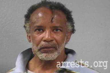 Robert Jackson Arrest Photo