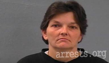 Lori Cooper Arrest Photo