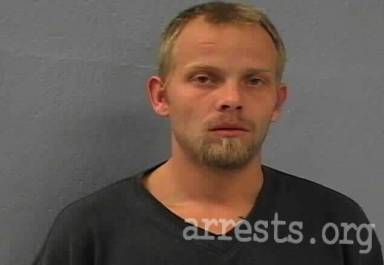 Jesse Fletcher Arrest Photo