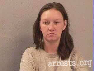 Katie Lansdown Arrest Photo