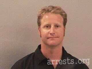 Walter Kerr Arrest Photo