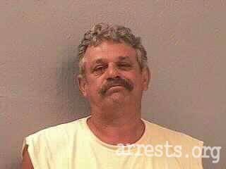 Thomas Matney Arrest Photo