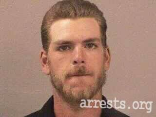 Christopher Skinner Arrest Photo