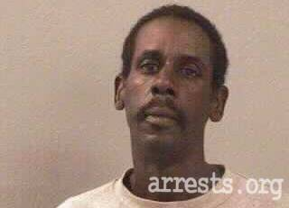 Michael Banks Arrest Photo