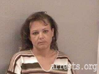 Annette Lynch Arrest Photo