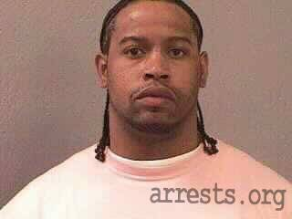 Levi Ellis Arrest Photo