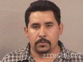 Luis Calvillo-calvillo Arrest Photo