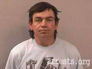 Ray Epperson Arrest Photo