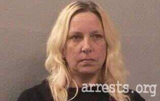 Sheryl Coones Arrest Photo