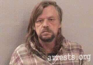 Kevin Baldwin Arrest Photo