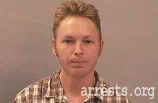 Jason Webb Arrest Photo
