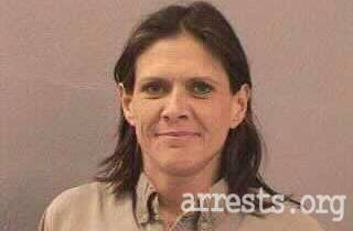 Karen Basinger Arrest Photo