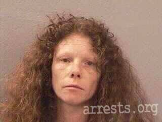 Stacy Matthews Arrest Photo