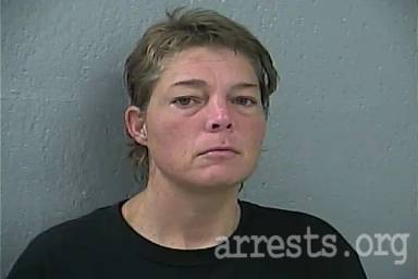 Angela Vinatieri Arrest Photo