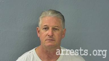 Russell White  Arrest Photo