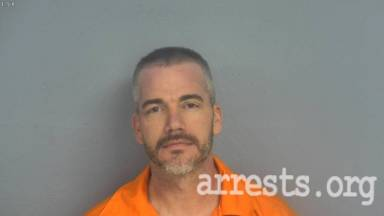 Michael Inman Arrest Photo