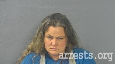 Catherine Patterson Arrest Photo