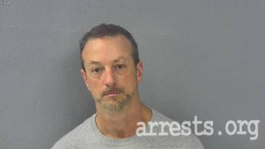 Todd Collins Arrest Photo