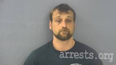 Christopher Calabrese Arrest Photo