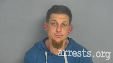 Christopher Campbell Arrest Photo
