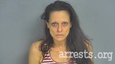 Amanda Brandenburgh Arrest Photo