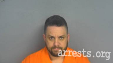 Christopher Holdren Arrest Photo