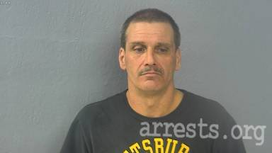 Keith Eggimann Arrest Photo