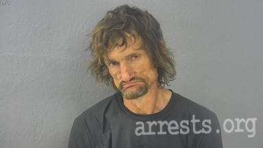 Lonny Evans Arrest Photo