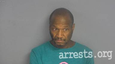 Michael Franklin Arrest Photo
