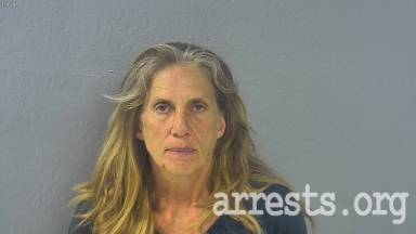 Laura Miller Arrest Photo