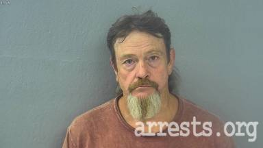 Scott Miller Arrest Photo