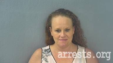 Stephanie Hoover Arrest Photo