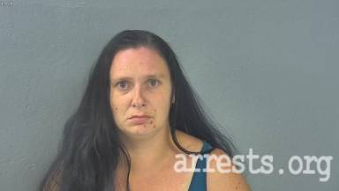 Christy Ray Arrest Photo