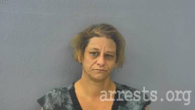 Tanya Toppin Arrest Photo