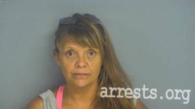 Angela Williams Arrest Photo