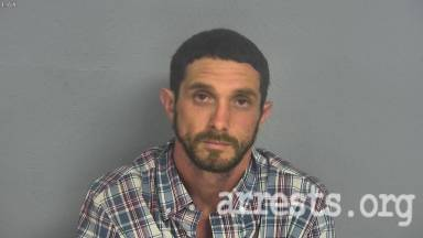 Mitchell Davis Arrest Photo