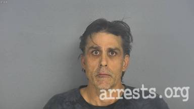 Marc Cinocco Arrest Photo