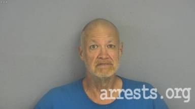 Randell Boyer Arrest Photo
