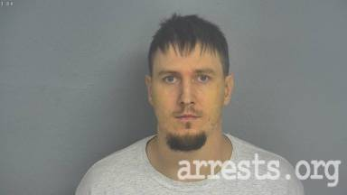 Lance Maggard Arrest Photo