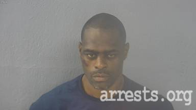 Gregory Robinson Arrest Photo