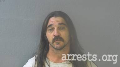 Kevin Smith Arrest Photo