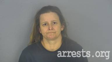Christina Picard Arrest Photo