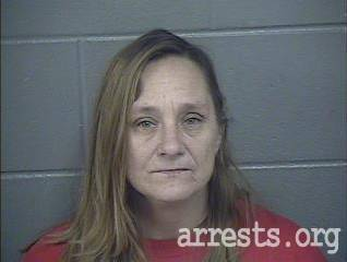 Heather Ingram Arrest Photo