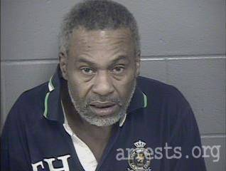 Carl Green Arrest Photo