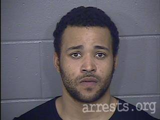 Anthony Houston Arrest Photo