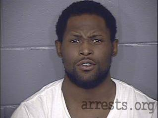 Denzel Dorsett Arrest Photo