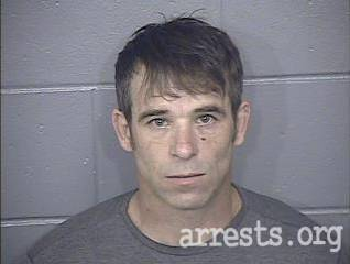 Randy Warren Arrest Photo