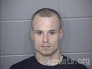 William Farwell Arrest Photo